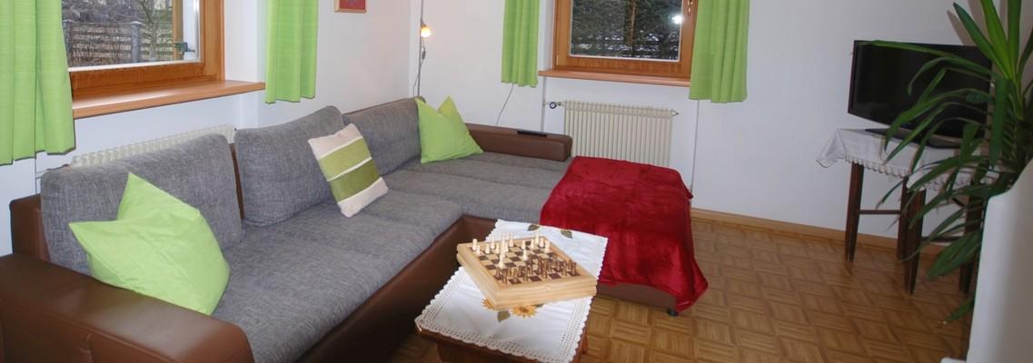 living room apartment Alpenrose